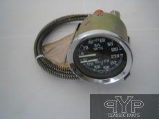 Öldruckanzeige,Temperaturanzeige (Fahrenh.) MGB, Midget, Sprite