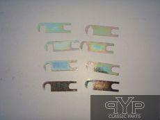 8 Einstellscheiben Vorderachse MK1, MK2, S-Type, Daimler V8, 420