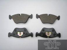 Bremsklötze vorne Jaguar X300, X308, XJ40, XJ6 S3, XJ12 S3