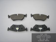 Bremsklötze hinten, Jaguar XJ40, XJ6 S3, XJ12 S3