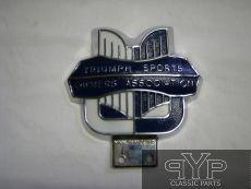 Original Clubabzeichen Triumph Sports Owners Association