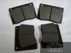 Bremsklötze vorne Jaguar E-Type SII + SIII, XJ6 SI