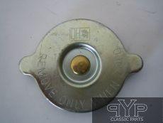 Kühlerdeckel E-Type SII mit AC Kühler, SIII